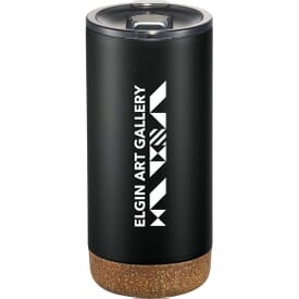 16 oz Valhalla Copper Vacuum Tumbler with Cork